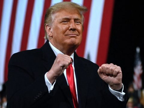 Donald Trump Returns to the Spotlight… As a Boxing Commentator